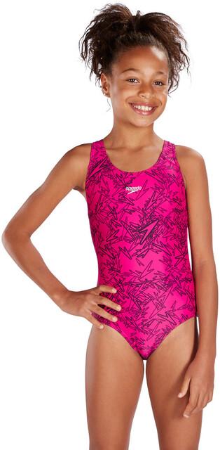 Costumi Da Bagno Per Bambino : Speedo boom allover costume da bagno bambino rosa su bikester